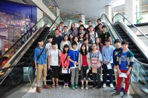 參觀香港國際機場
